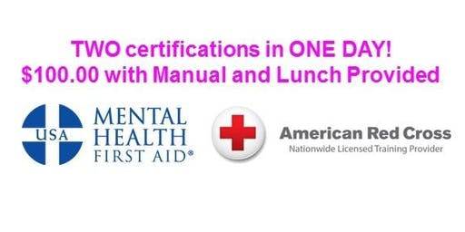 Health & Safety Training (CPR/AED & Mental Health First Aid Certifications)