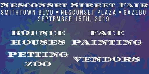 26th Annual Nesconset Street Fair