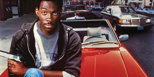 Drunken Cinema: BEVERLY HILLS COP - 35th Anniversary Screening