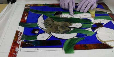 Six-Week Stained Glass Course (Friday Mornings)