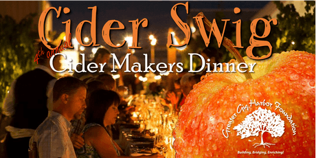 4th Annual Cider Makers Dinner tickets