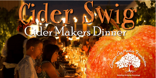 4th Annual Cider Makers Dinner