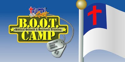 """Recruits"" Kick-off: Vacation Bible School BOOTCAMP"