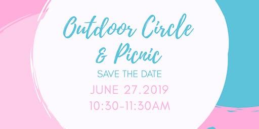 Outdoor Circle & Picnic