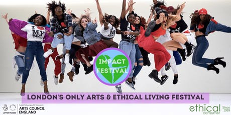 Impact Festival Workshops & Speakers tickets