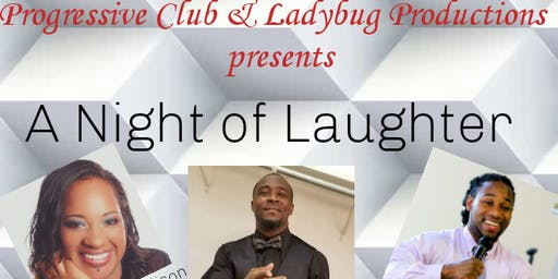 A night of Comedy & After Party