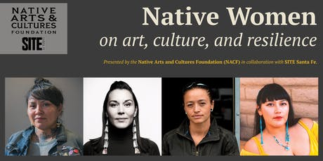 Native Women on Art, Culture, and Resilience  tickets