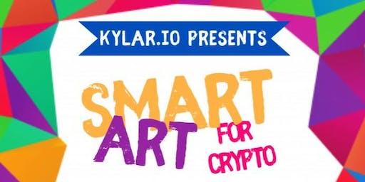 Kylar.io - Smart Art for Crypto (Teen Workshop @ SLU)