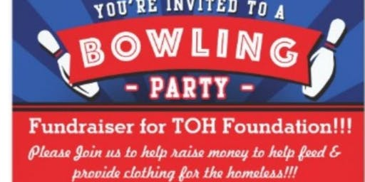 TOH Bowling Fundraiser