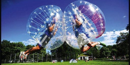 1. Benefiz Bubble Football Turnier in Seehausen