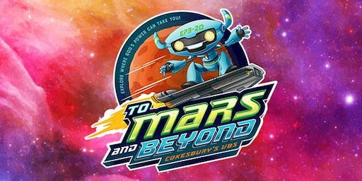 To Mars & Beyond VBS 2019