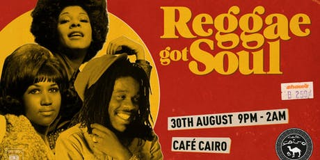 Reggae Got Soul tickets