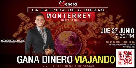 APRENDE A GANAR DINERO MIENTRAS VIAJAS entradas