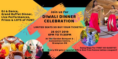 Diwali Dinner & Celebration 2019 tickets