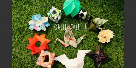 Discover Origami at LX Factory bilhetes