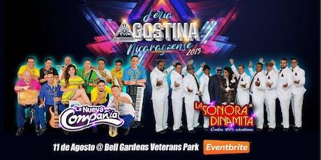 Feria Agostina 2019  tickets