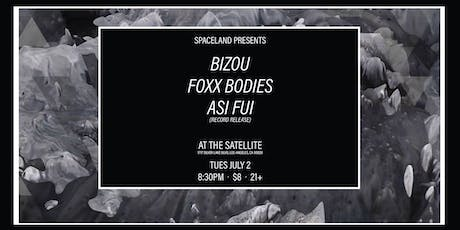 Bizou with Foxx Bodies and Asi Fui (Album Release) tickets