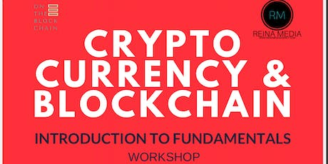 Crypto Currency & Blockchain: Introduction to Fundamentals tickets