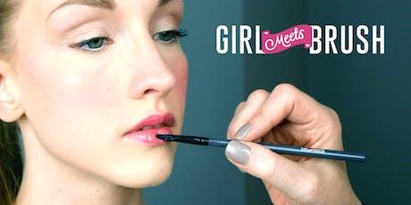 Manchester 2 Hour Celebrity Makeup Masterclass £40 Gift Voucher (Xmas Offer) tickets
