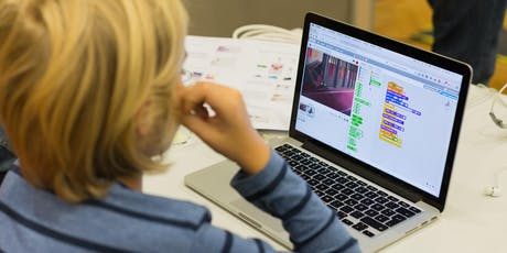 CoderDojo Wien at VERBUND Tickets