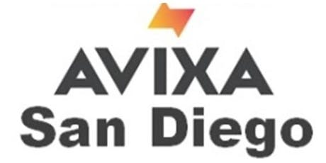 AVIXA San Diego Group Meeting at Sony Corp tickets