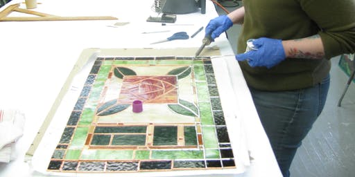 Six-Week Stained Glass Course (Thursday Evenings)