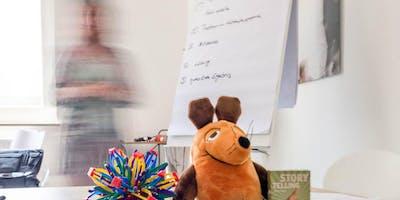 Deine Story:Dein Unternehmen - Storytelling-Basis Workshop für Unternehmer