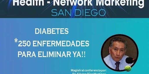 Diabetes *250 Enfermedades Para Eliminar Ya !!