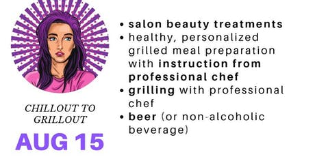 Chillout to Grillout tickets