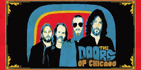 Doors of Chicago at 210 Live tickets
