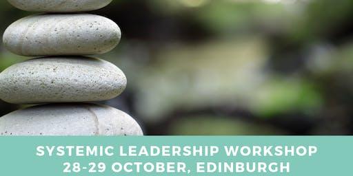 Systemic Leadership Workshop 28-29 October 2019
