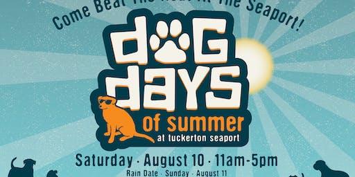 Dog Days of Summer - Member Tickets