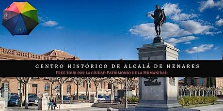 FREE TOUR CENTRO HISTÓRICO ALCALÁ DE HENARES entradas