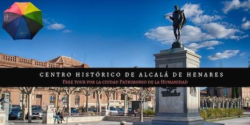 FREE TOUR CENTRO HISTÓRICO ALCALÁ DE HENARES