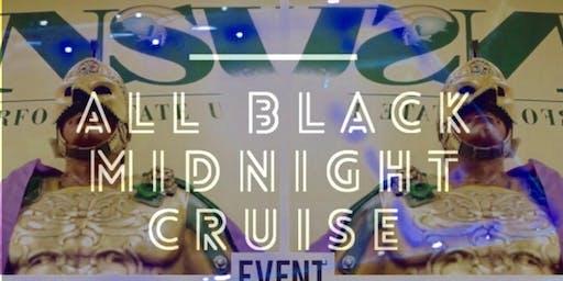 NSU All  Black Cruise w/ Raheem Devaughn, Moebetta & NSU Friends