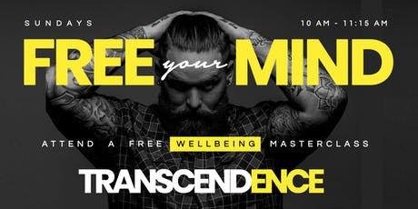 Free Your Mind - A Sunday Emotional Healing Masterclass tickets