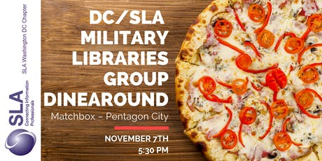 DC/SLA Dine Around: Matchbox – Pentagon City   tickets