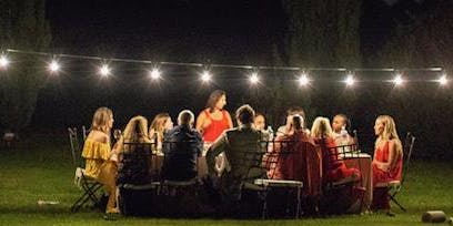 Simply Be Magic Mastermind Fire Pit Experience