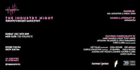 The Industry Night [Season 5] Finale tickets