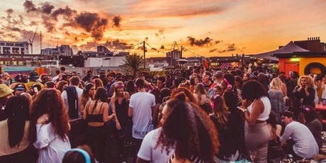 TLV Sunset Rooftop Party tickets