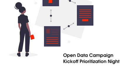 Public Forum: Open Data 2019 Initiative - Round 1 tickets
