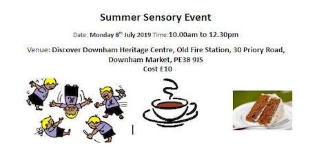 Summer Sensory Event tickets