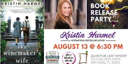 Kristin Harmel Book Release Party!