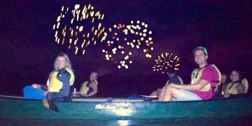 Fourth Of July Paddle