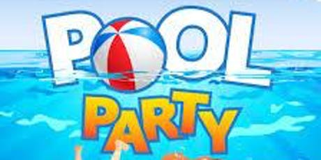 Annual Pizza Pool Party tickets