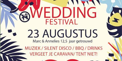 Marc & Annelies' Wedding Festival