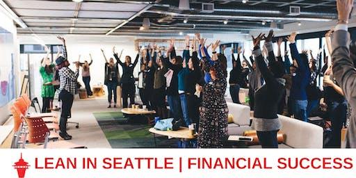 Lean In Seattle | Financial Success