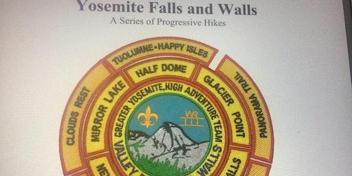 Yosemite Valley High Adventure: GLACIER POINTE