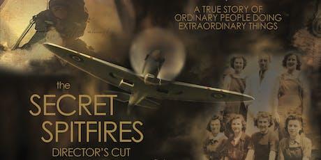 The Secret Spitfires tickets