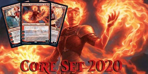 Third Eye Games Core Set 2020 Prerelease Two Headed Giant